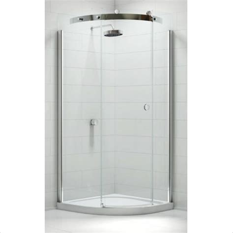 Smoked Glass Shower Doors Merlyn Shower Enclosures Quadrant Showers Chrome Smoked Glass