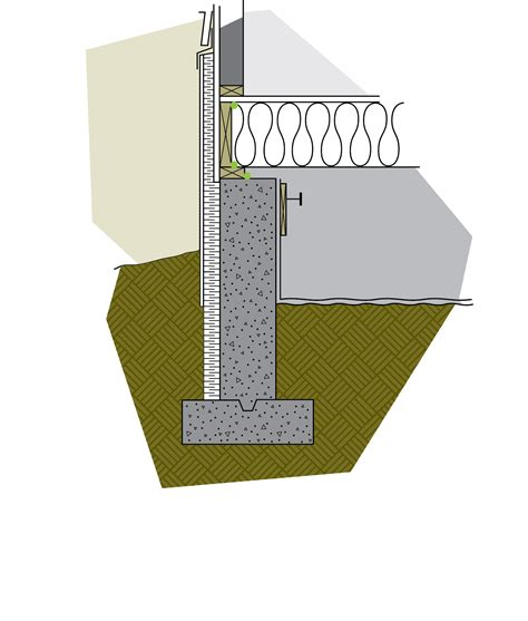 keeping the heat in chapter 6 basement insulation natural resources canada how to pour a concrete slab for a garage concrete