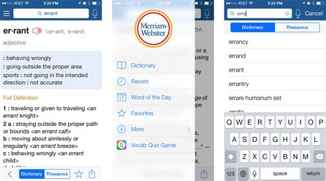 free dictionary for android best dictionary apps for iphone and word vault dictionary merriam webster
