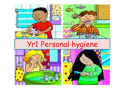 Personal Hygiene By Sarahunderwood Teaching Resources Tes