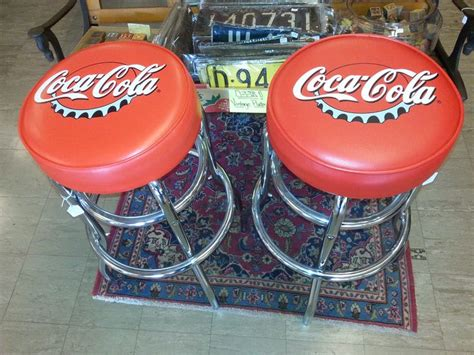 Coca Cola Table And Stools by 1000 Images About Coca Cola On Furniture