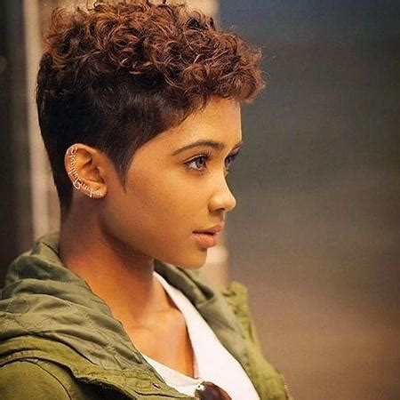 short haircuts for black women in their 20s 20 collection of really short haircuts for black women