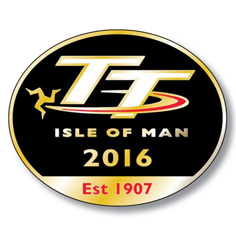 isle of tt pins and badges