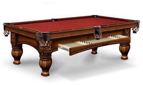 olhausen pool table legs olhausen venetian 4 leg pool table shop olhausen pool tables