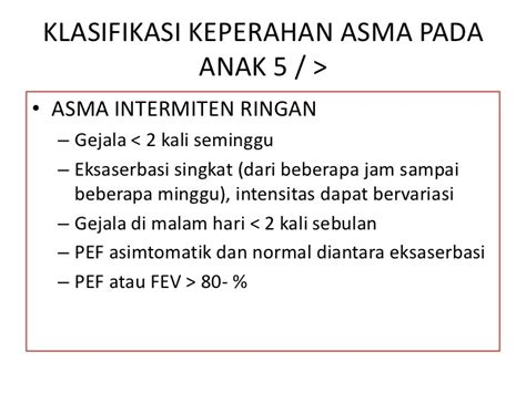 format askep asma pada anak proses keperawatan asma bronkeale pada anak