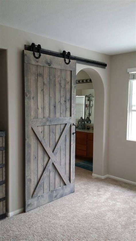 barn door doors best 25 barn doors ideas on bathroom barn