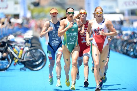 From To Triathlon by 2016 The Olympic Triathlon Qualification Process