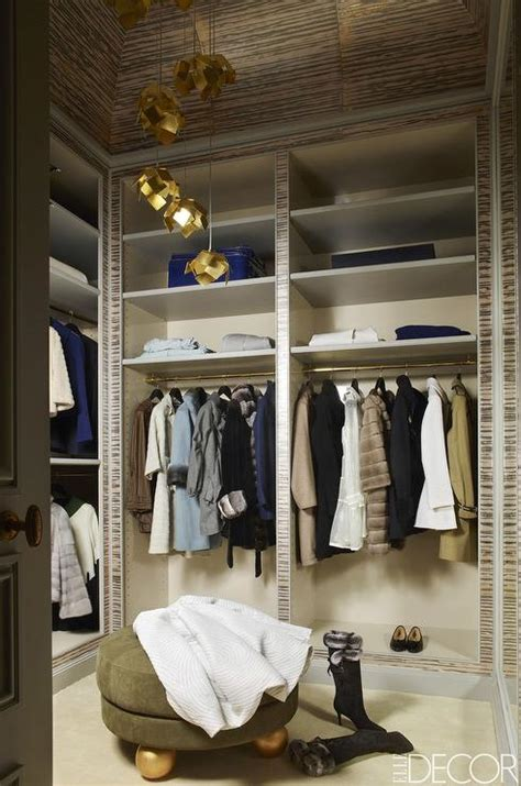 walk in the room in gold staggered closet pendant contemporary closet