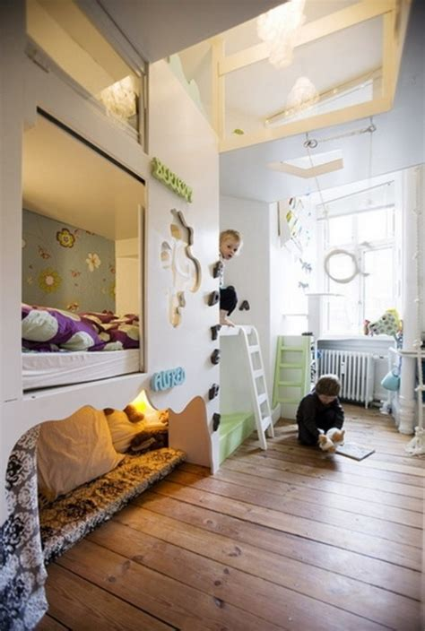 awesome kids bedrooms 15 modern and cool kids bunk bed designs kidsomania