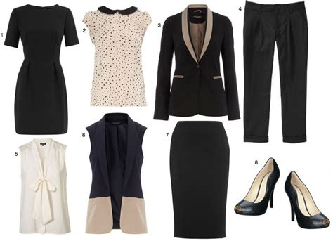 Capsule Office Wardrobe by Basic Office Wardrobe Capsule Courtroom Attire
