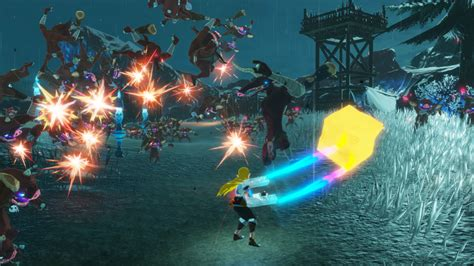 hyrule warriors age  calamity launches  nintendo