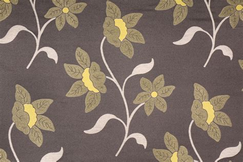 Scalamandre Upholstery Fabric by Scalamandre Boltco 973 Tapestry Upholstery Fabric In Antracite