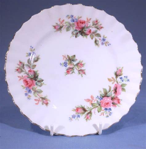 rose royal royal albert moss rose bone china tea trio sold collectable china
