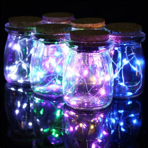 40 Christmas Light Decorations In A Jar All About Christmas Decorations Lights