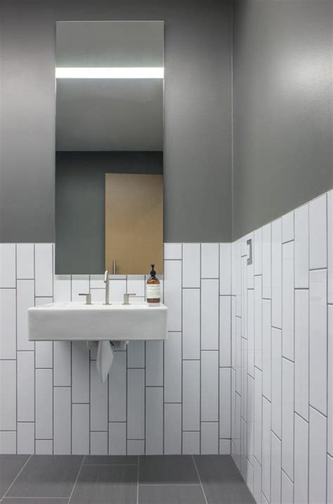 vertical subway tile gallery of bicycle ha 252 s debartolo architects 25