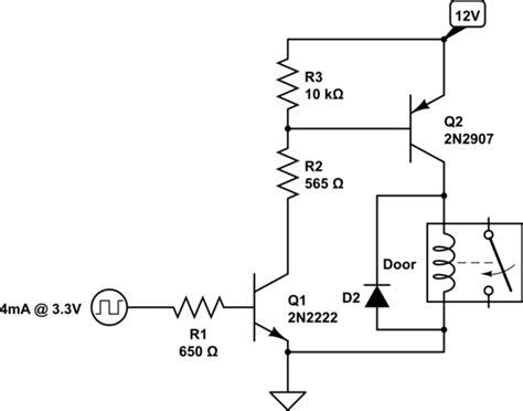 base resistor for 2n2222 base resistor for 2n2222 28 images tip transistors calculate base resitance for simple