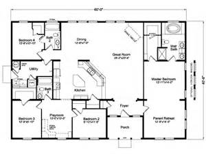 Palm Harbor Homes Floor Plans The Timberridge 5v460t5 Home Floor Plan Manufactured And