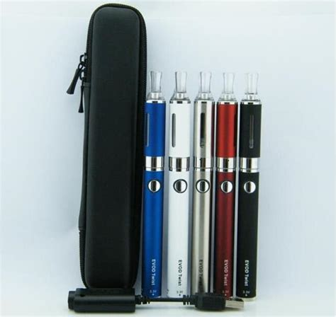 Ego C Twist Starter Kit 2 X 900mah Ego Black evod twist ego c twist mt3 starter kit electronic cigarette with mini zipper 650mah 900mah