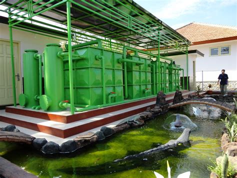 soft opening gedung instalasi pengolahan air limbah ipal