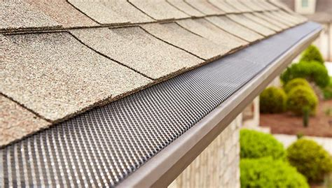 install gutter screens