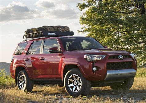 new toyota lineup trd off road versions of the 4runner will be joining