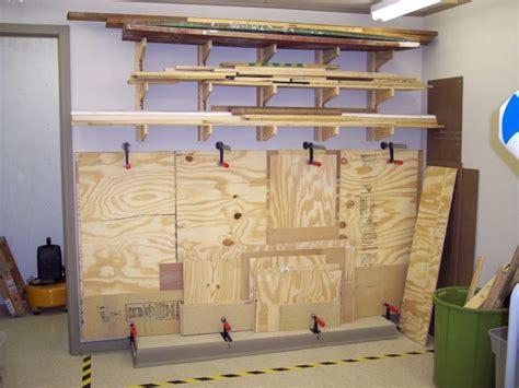 woodworking shop storage ideas lumber storage rack car interior design
