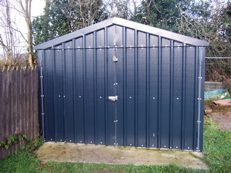 Tank Shed by Breen Steel Sheds Steel Garden Sheds Tank Security