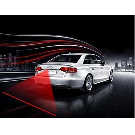 Car Universal Automotive Laser Fog aberobay newest universal anti collision rear end car or