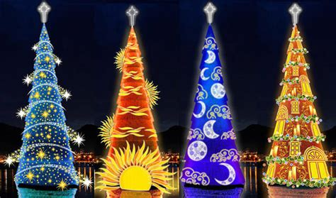 trees of lights in brazil happy new year dear of izismile 59 pics izismile