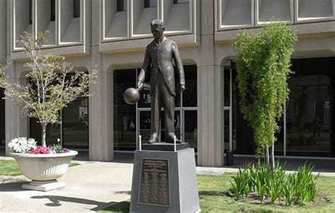 Tesla Statue 15 Interesting Facts About Nikola Tesla You Probably Didn