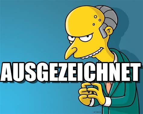 Mr Burns Excellent Meme - ausgezeichnet mr burns excellent meme on memegen
