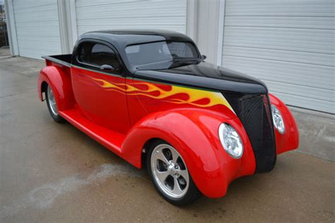 spike ford 1937 ford pro restomod spike tv built truck