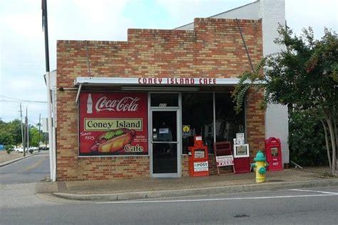 coney cafe de 10 b 228 sta restaurangerna i n 228 rheten av william carey