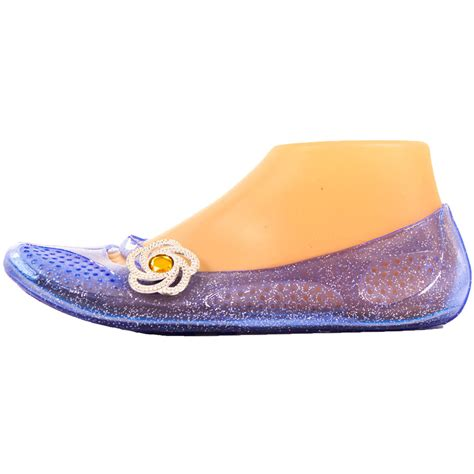 jelly flats shoes womens jelly ballet flats shoes glitter plastic rubber