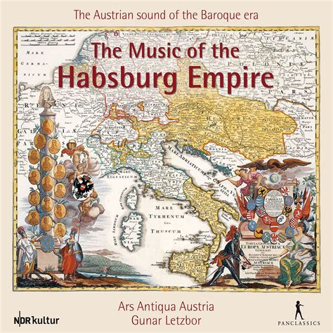 libro the habsburg empire a the music of the habsburg empire cd04 pan classics mp3 buy full tracklist