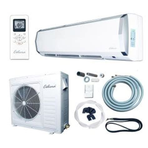 celiera 24 000 btu 2 ton ductless mini split air