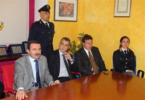 questura di agrigento ufficio immigrazione agrigento presentati i nuovi dirigenti della polizia di