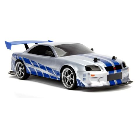 fast and furious 6 brian s skyline fast and the furious drift radio control rc brian s nissan