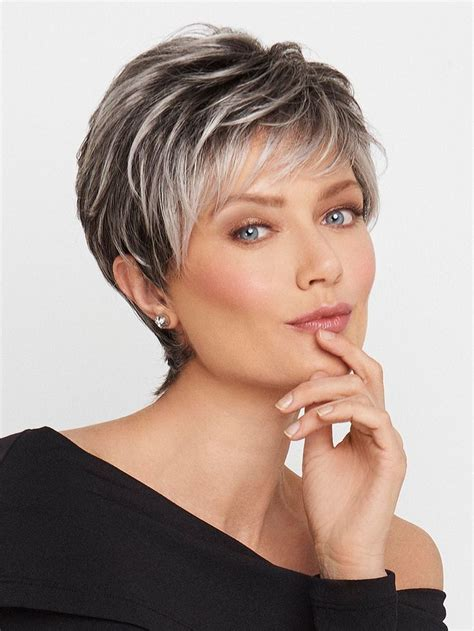 fine graycoming in of short bob hairstyles for 70 yr old best 25 short silver hair ideas on pinterest grey bob