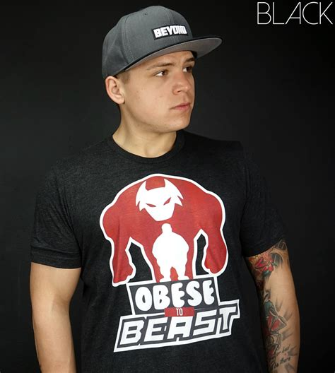 T Shirt Beast Yoseob obese to beast tritech t shirt beyond the weak