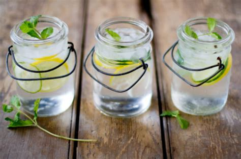 Detox Water Cucumber Lemon Mint by 5 Detox Water Recipes For Weight Loss And Cleansing