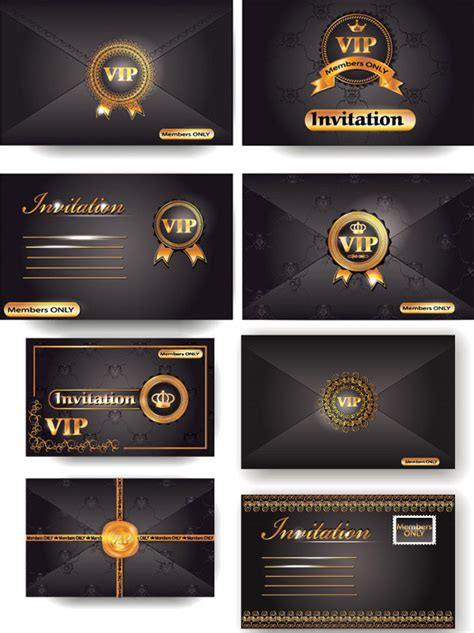 vip card design template faforite area free landscaping designs 310