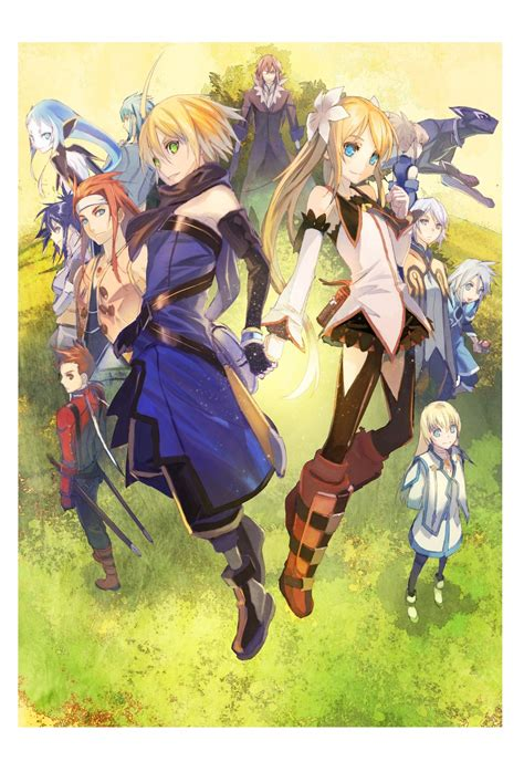 Tales Of The test tales of symphonia wii