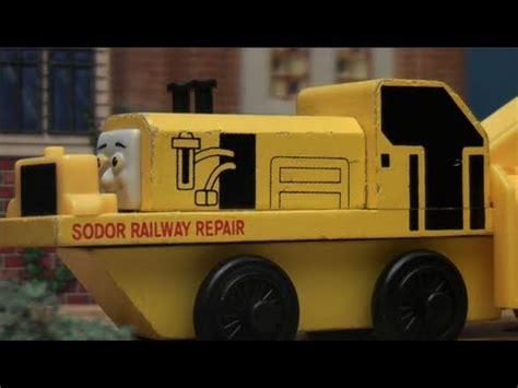 wooden railway reviews  sodor railway repair youtube