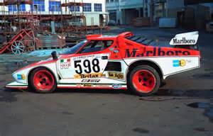 Lancia Stratos Turbo 5 Lancia Stratos Turbo Gr 5 Silhouette 1976 Mad 4 Wheels