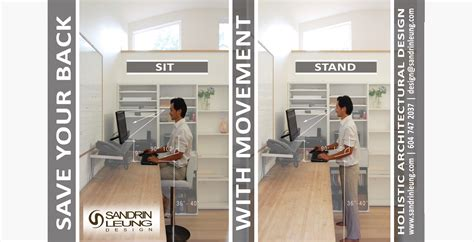 build your own sit stand desk sandrin leung architecture 187 build your own sit stand