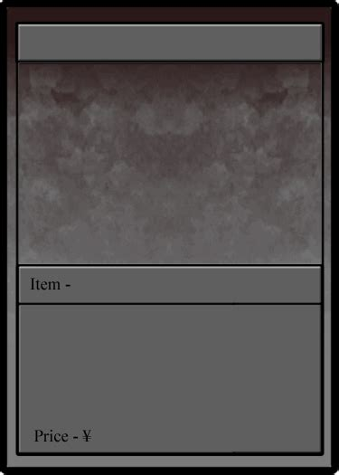 larp item card template item card template by samuraiofthegrove on deviantart