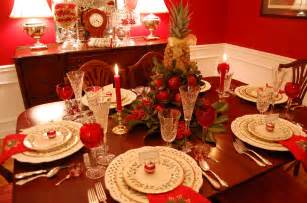 Christmas Table Setting by Christmas Tablescape With Lenox Holiday And A Colonial