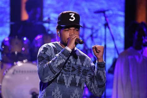 chance the rapper fan chance the rapper co signs fans petition for grammys to