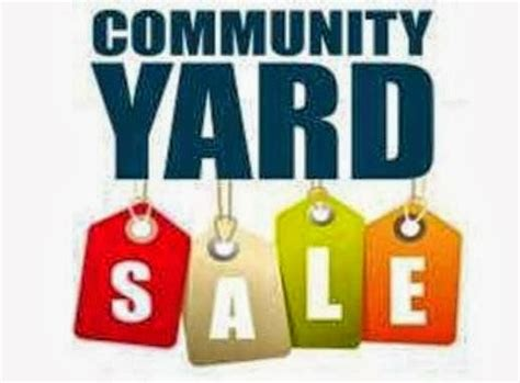 Community Garage Sales Near Me by Every Day Is A Gift October 2013